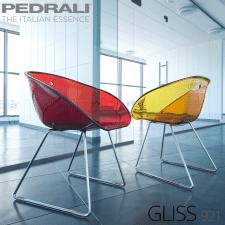 Моделирование и визуализация Pedrali GLISS 921