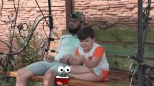 Монтаж детского ролика для YouTube канала