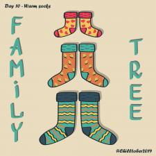 Warm_socks for #chilltober2019