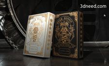 Моделирование упаковки игральных карт