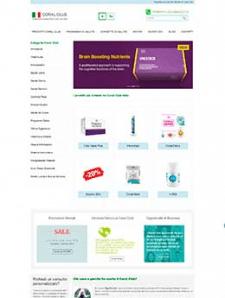 Доработка интернет магазина