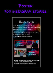 Instagram Poster Design