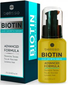 Bellisso Biotin Serum for Hair Growth