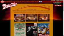 Сайт-ресторан