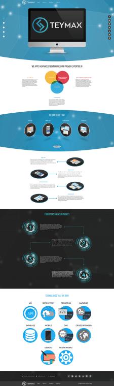 Web studio template