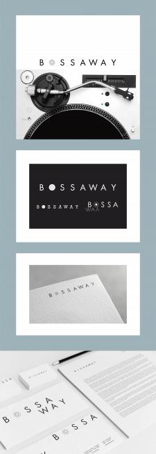 """Логотип для бразильської конманії """"Bossaway""""."""