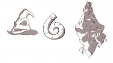 Предметы и остров
