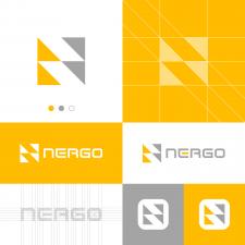 Energy N Letter Logo