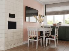 Интерьер частного дома в стиле бохо