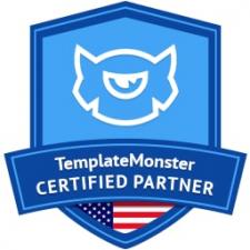 TemplateMonster Certified Partner