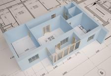 3Д планировка квартиры