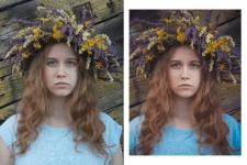 Ретушь и цветокоррекция