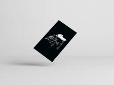 визитки, вектор