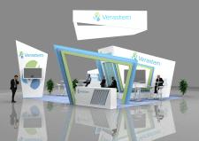 Выставочный стенд Verastem