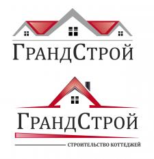 варианты логотипа  строительной компании