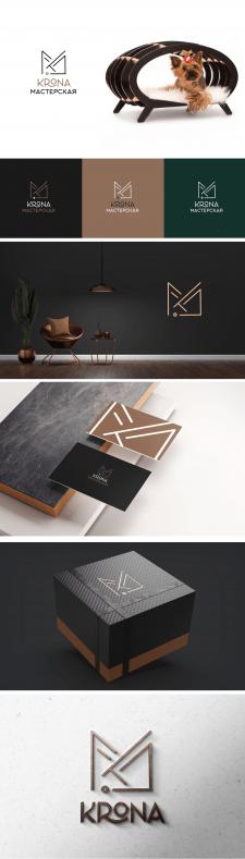 Логотип для компании дизайнерской мебели
