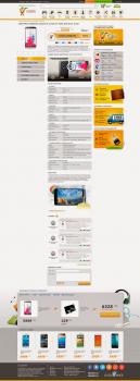 Дизайн интернет-магазина Купим Вместе (карточка)
