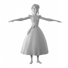 3D Character for animation