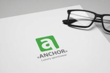 Логотип для магазина Anchor
