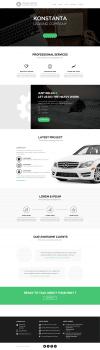Дизайн сайта лизинговой компании