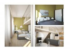 Mustard Studio Apartment
