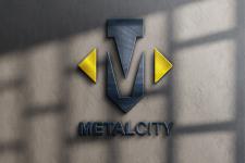 Логотип Metal City