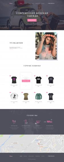 G shop \ Дизайн LP
