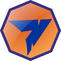 Логотип продажи авиабилетов
