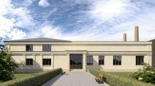 Проект гостиничного корпуса в г.Днепр