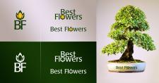 Логотип Best flowers