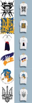 рисунки для футболок