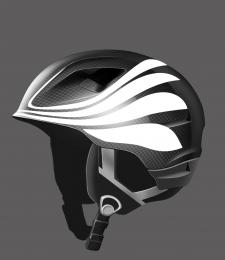 Helmet print