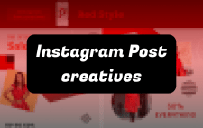 Instagram Post creatives