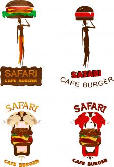 Сафари Лого