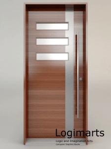 Моделирование и 3D визуализация. Двери