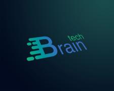 Логотип «Brain Tech»