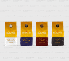 Упаковочка кофе Эльгано 1кг