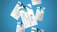 Визитки для частной клиники