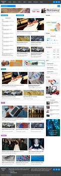 Дизайн новостного портала «Поділля news»