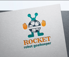 Лого для аттракциона футбол