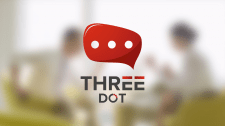 Логотип для платформы общения