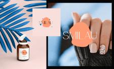 Дизайн Логотипа Smilau, logodesign