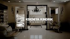 """Kseniya Kindrik. Hair & color studio"""