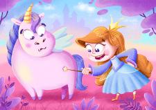 Детская книжная иллюстрация