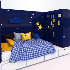3д модель детской кроватки
