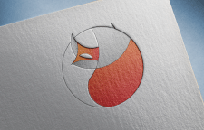 Логотип лисы