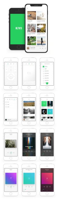 KIVI Remote app