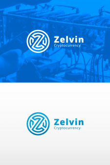Логотип для криптовалюты