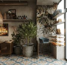 Дизайн кафе в Киеве