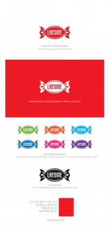 Логотип LACOME